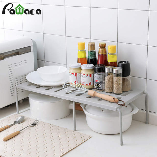 Adjule Kitchen Storage Rack