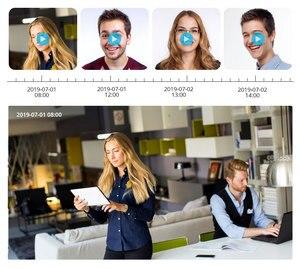 Image 5 - KERUI 8 канальный 5 мегапиксельная беспроводная сетевая видеорегистратор POE Система видеонаблюдения Открытый ИК видеонаблюдение Видеонаблюдение Комплект видеорегистратора запись лица