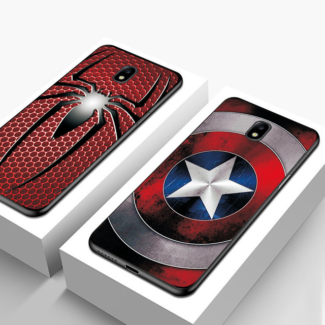 Samsung Galaxy Marvel Avengers Phone Cover  6
