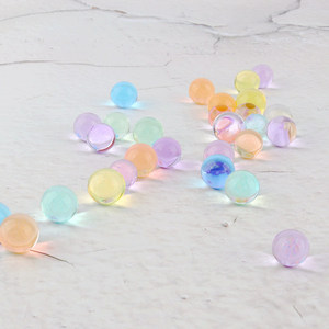 10,000 pcs. 12 color crystal clay water drops biogel flower ball crystal soil water drops crystal water