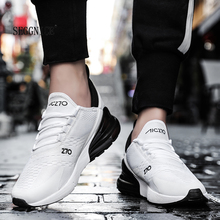 Brand Men Running Shoes Breathable Women Trainer Sneakers Air Cushion Sport Shoes men casual shoes Zapatillas Hombre Deportiva mycolen men casual shoes handmade breathable men flats top quality brand men shoes black leather zapatillas hombre deportiva