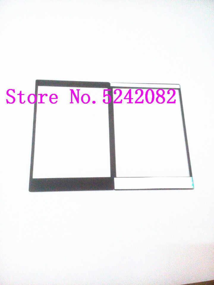 2 個/新 Lcd スクリーンディスプレイ窓ガラスソニー HX100V HX9V カメラ部分とテープ