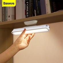 Baseus бесступенчатое регулирование яркости светодиодный настольная
