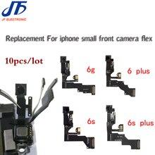 Cable flexible para Sensor de proximidad con cámara frontal, montaje de micrófono, para iPhone 5, 5g, 5c, 5s, 6, 6G, 6s plus, 10 Uds.