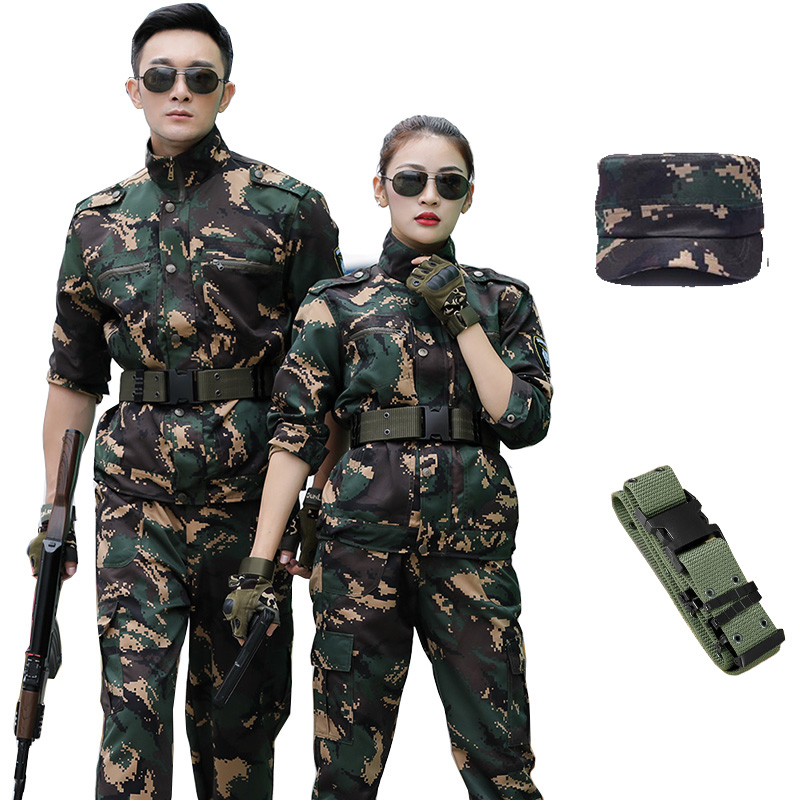 Military Uniform Tactico Camouflage Suit Men Army Tactical Clothes Uniforme Militaire Combat Shirt Militar Hunting Clothing Set