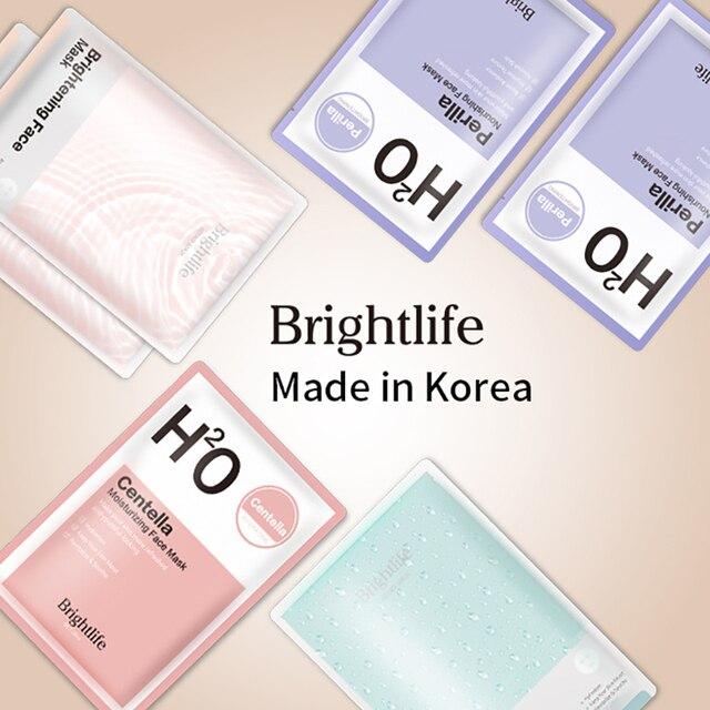 Original Korean Face Mask Moisturizing Hydrating Treatment mask Facial Sheet Mask Anti Aging Whitening Skin Care Cosmetics 1