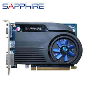 SAPPHIRE HD6570 1GB DDR3 AMD Graphics Card GPU Radeon HD 6570 Video Cards Office Computer For AMD Card Map HDMI Energy-saving(China)