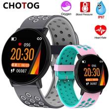 Fitness Bracelet Smart-Wristband Heart-Rate-Monitor Blood-Pressure Sport Ip67 Waterproof