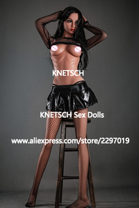 Image 5 - KNETSCH 158cm Silicone Sex Dolls Lifelike Breast Realisic Vagina Pussy Ass Love Doll Adult Sex Toys Sex Dolls Masturbation