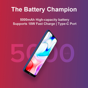 Image 5 - Küresel Rom Xiaomi Redmi 8 3GB 32GB Snapdragon 439 Octa çekirdek cep telefonu 12MP çift kamera 5000mAh büyük pil cep telefonu