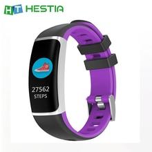 цена на Y7S Smart Wristband Bluetooth Touch Screen Sport Bracelet Waterproof Intelligent Clock Pedometer Blood Pressure Measurement