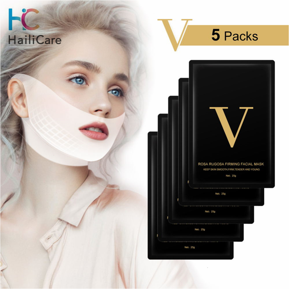 Face Lifting Mask Miracle V Shape Slimming Mask Facial Line Remover Wrinkle Double Chin Reduce Lift Bandage Skin Care Tool 1