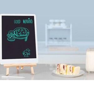 Image 5 - Xiaomi Mijia LCD originale lavagna per scrittura lavagna elettronica piccola lavagna per scrittura a mano senza carta scheda grafica da 1/10/13 pollici