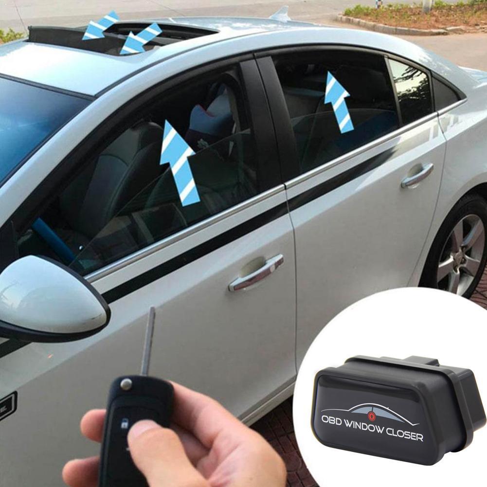 Nuevo controlador OBD para ventanas de coche, dispositivo de Control remoto para ventanas de ascensor automático para VW, Chevrolet, Windows, Passat, pausa abierta Q4X4