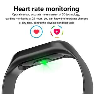 Image 2 - COLMI M4S สายรัดข้อมือสมาร์ทกันน้ำฟิตเนสสร้อยข้อมือ Heart Rate Sleep Monitor ติดตามกิจกรรมกีฬาสำหรับ Android IOS โทรศัพท์