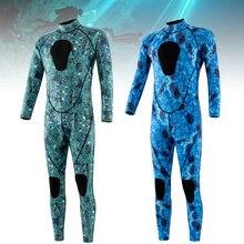Hot Selling Wet-suit Men's Swimming Suits Full Bodysuit Super Elasticity Diving Suit For Swim Surfing Snorkeling