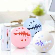 3 шт кошка мяч надувные игрушки светодиодный светильник электронный