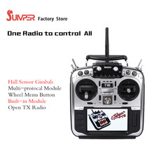 "Jumper T16 Pro Hall Gimbal Open Source Multi-Protocol Radio Zender JP4-in-1 Rf Module 2.4G 16CH 4.3"" lcd(China)"