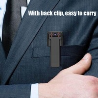 2021 new products mini camera portable digital video recorder body camera night vision recorder miniature magnet camcorder