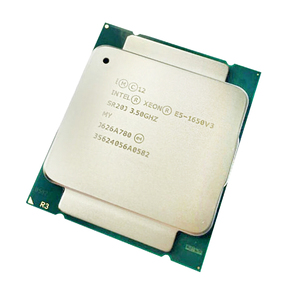 Intel Ксеон E5 1650 V3 3,5 ГГц 6 Core 6 резьбы 15 Мб Кэш LGA2011-3 Процессор E5 1650 v3 процессор E5 1650V3 Процессор