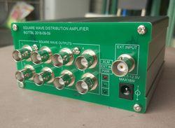 Master Clock Distributor, Audio Clock Distributor, 44.1K 48K