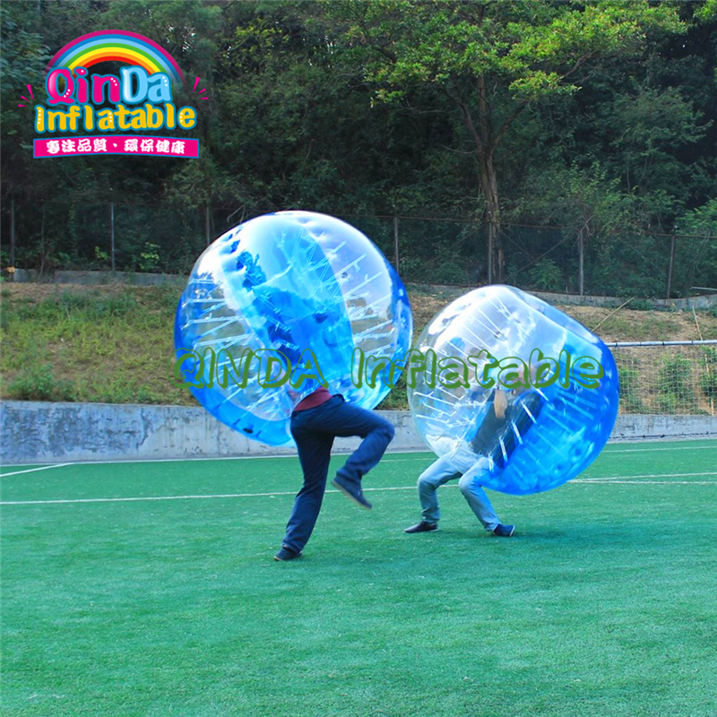 Wholesale Human Inside Bubble Soccer Ball Suit Bumperball PVC Buddy Inflatable Bumper Ball For Adult