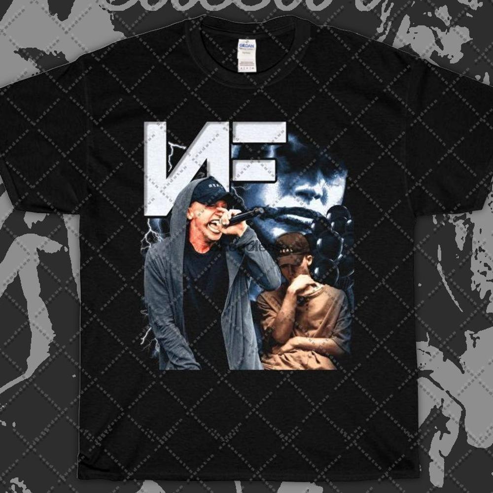NF Rapper Real Music T Shirt 1