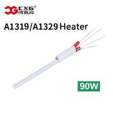 CXG керамический нагревательный сердечник A1329 высококачественный паяльник с функцией измерения температуры A1319 60 Вт 110 В/220 В