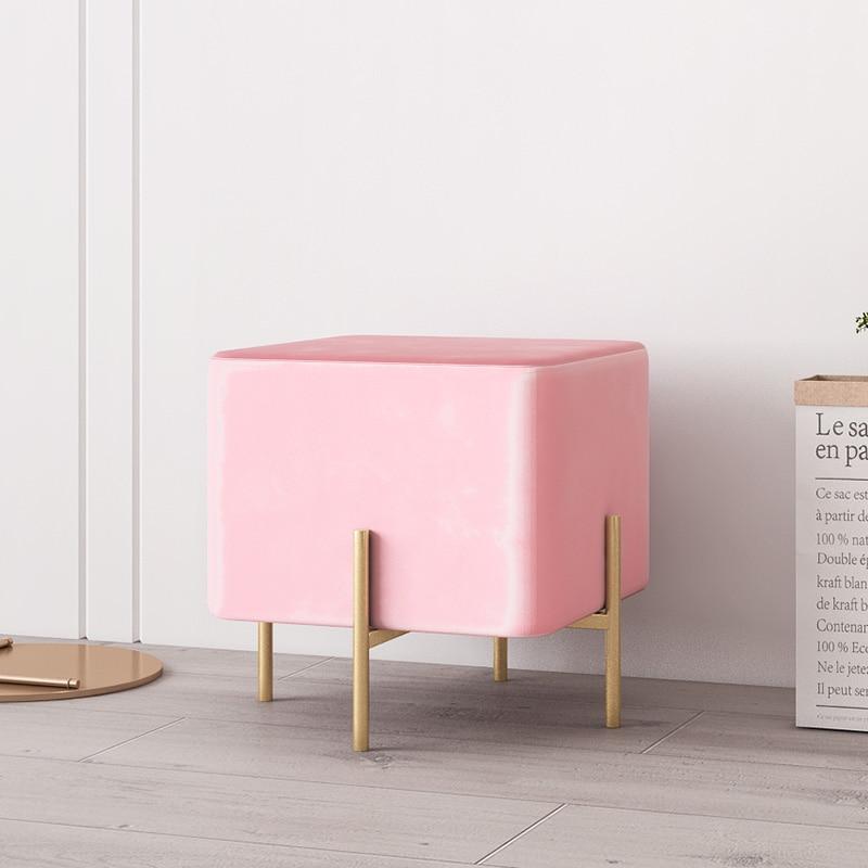 Shoe stool household bed end stool door sofa cloakroom shoes bench door sofa