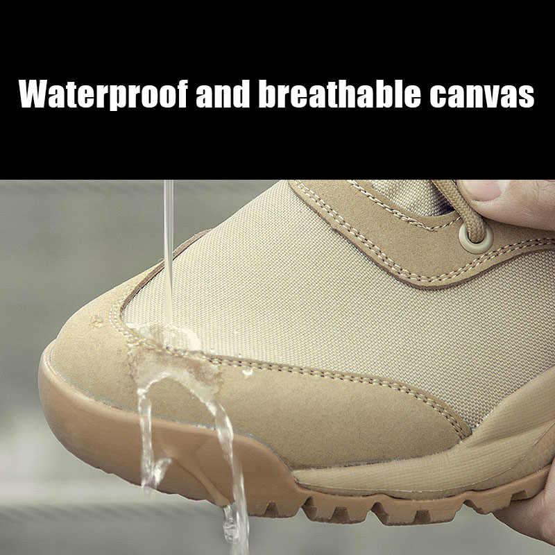 גברים אתחול החלקה נעלי הליכה מזדמן לנשימה לטיפוס אימון חיצוני K-BEST