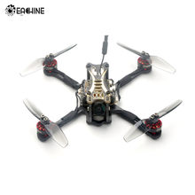 Eachine novice-iii-Dron de carreras con visión en primera persona RTF & Fly more w/135G 40CH EV800 gafas 5,8G ER8 transmisor, 2,4mm, 2-3S, 3 pulgadas