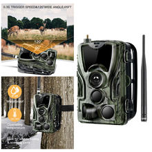 Hunting-Camera Photo-Traps HC-801M MMS Surveillance-Scouting-Thermal-Imagers 2G Wireless