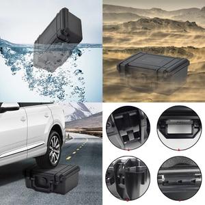 Image 5 - مقاوم للماء حالة السلامة ABS البلاستيك أداة صندوق في الهواء الطلق التكتيكية صندوق تجفيف مختومة معدات السلامة تخزين حاوية أداة خارجية