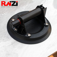 Raizi 8 inch Vacuum Suction Cup for Glass Tile Stone Carry Heavy Duty With ABS Hand Pump Lifter Tool