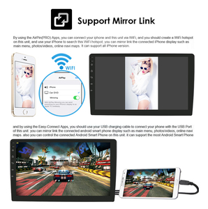 Image 5 - Plus For Toyota Land Cruiser Prado 150 2013   2017 Car Radio Multimedia Video Player Navigation GPS No 2din 2 din fm Stereo wifi