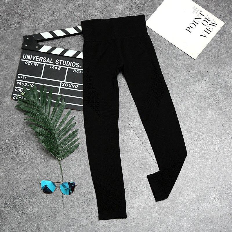 Women's Clothing Leggings Black Leggings  High Quality Women Fashion 2018  Solid  Cotton
