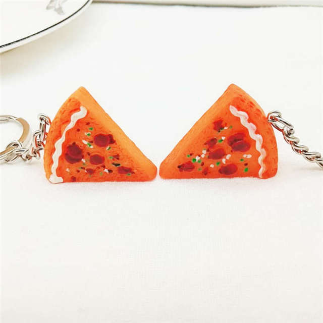 Pizza Keychain 2