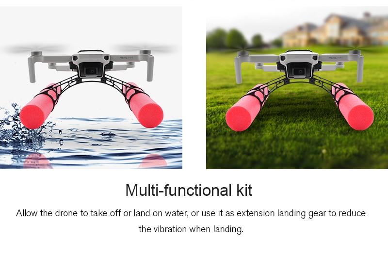 Damping Landing Gear Training kit Floating kit Parts for DJI Mavic Mini Drone