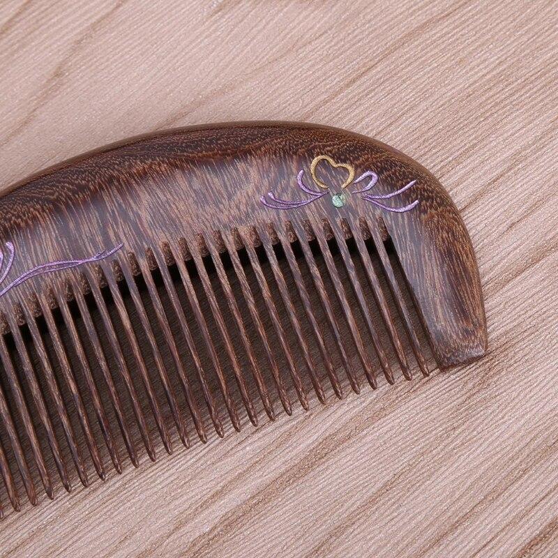 Pente de cuidados com o cabelo antiestático