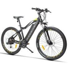 Bicicletta elettrica da 27.5 pollici mountian 48V batteria al litio nascosta motore da 400w ebike elettrica fuoristrada emtb bicicletta da viaggio