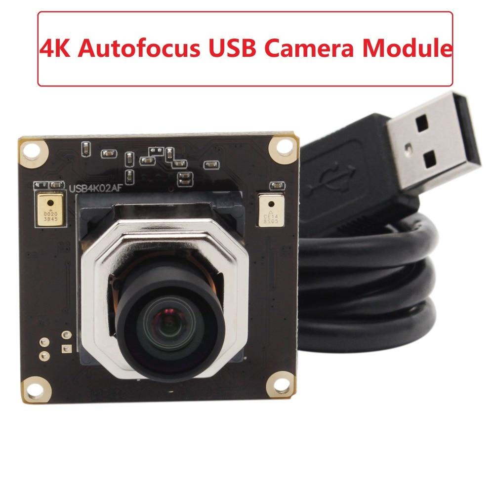 4K autofocus usb camera