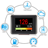 NEXPEAK A203 OBD2 On-board Computer Car Digital Computer Trip Display Speed Fuel Consumption Temperature Gauge OBD2 Scanner review
