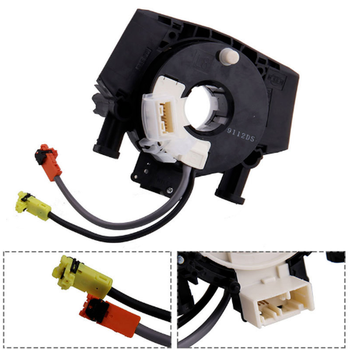 Airbag Clock Spring Spiral Cable Sensor for 2007-2012 NISSAN SENTRA 2.0L Air Bag Clock Spring Cruise & Functions PSC0416 image