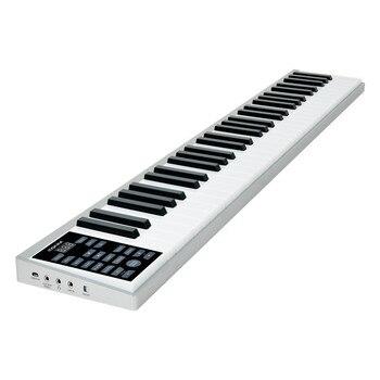 ¡Envío gratis! Llave electrónica inteligente 61 teclas Piano manual teclado musical portátil...