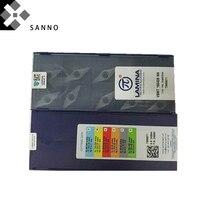 Free shipping! 30pcs/lots VBMT160404NN / VBMT160408NN LT10 cnc carbide turning inserts lathe cutting tools blade carbide tips