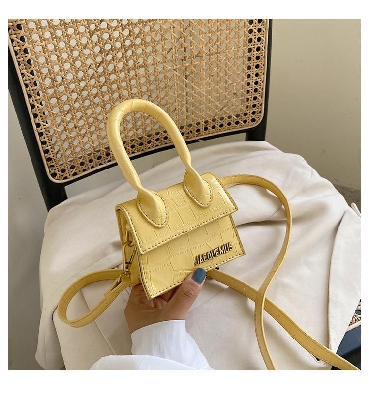 designer sacos de mão crocodilo padrão sac um principal