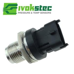 Image 4 - Vervangbare Sensor Brandstofdruk Voor Renault Master Laguna Trafic II III Vel Satis 2.2 dCi 0281002568 0281002865 0281002734