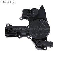 mtsooning Oil Separator PCV Valve Assembly 06H103495 For AUDI A3 Sportback TT A5 A4 Q5 SEAT EXEO SKODA VW PASSAT