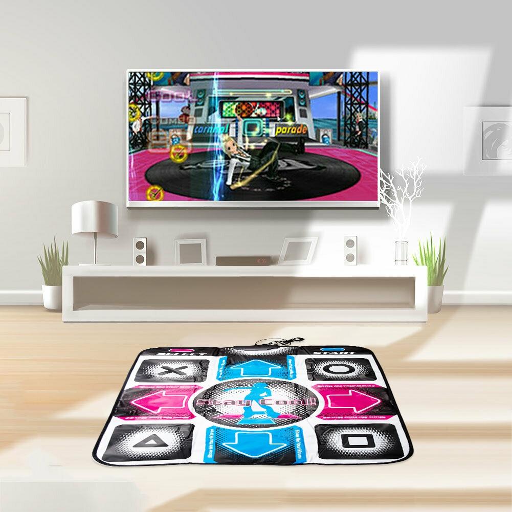 Non Slip Dancing Step Dance Mat Pad Motion Sensing Wireless Accurate Foot Print Game Mats Fitness Game Pads USB PC Dancing Mat 6