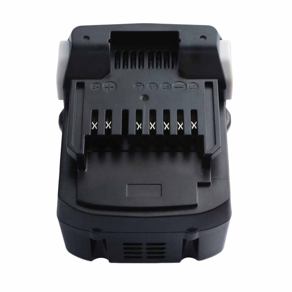 Черный PC + ABS чехол, легкий, 4000 mah, 18 V/14,4 V, литий-ионная аккумуляторная батарея для электроинструмента HITACHI серии инструментов